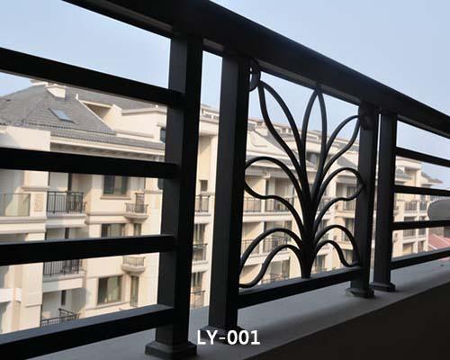 大连铁艺阳台