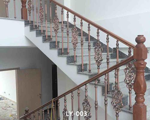 大连铝艺楼梯