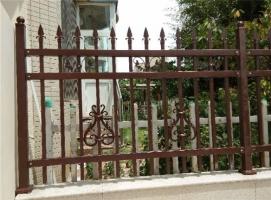丹东铁艺围栏